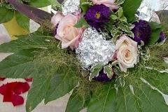37 1/2. Aluminium Hochzeit